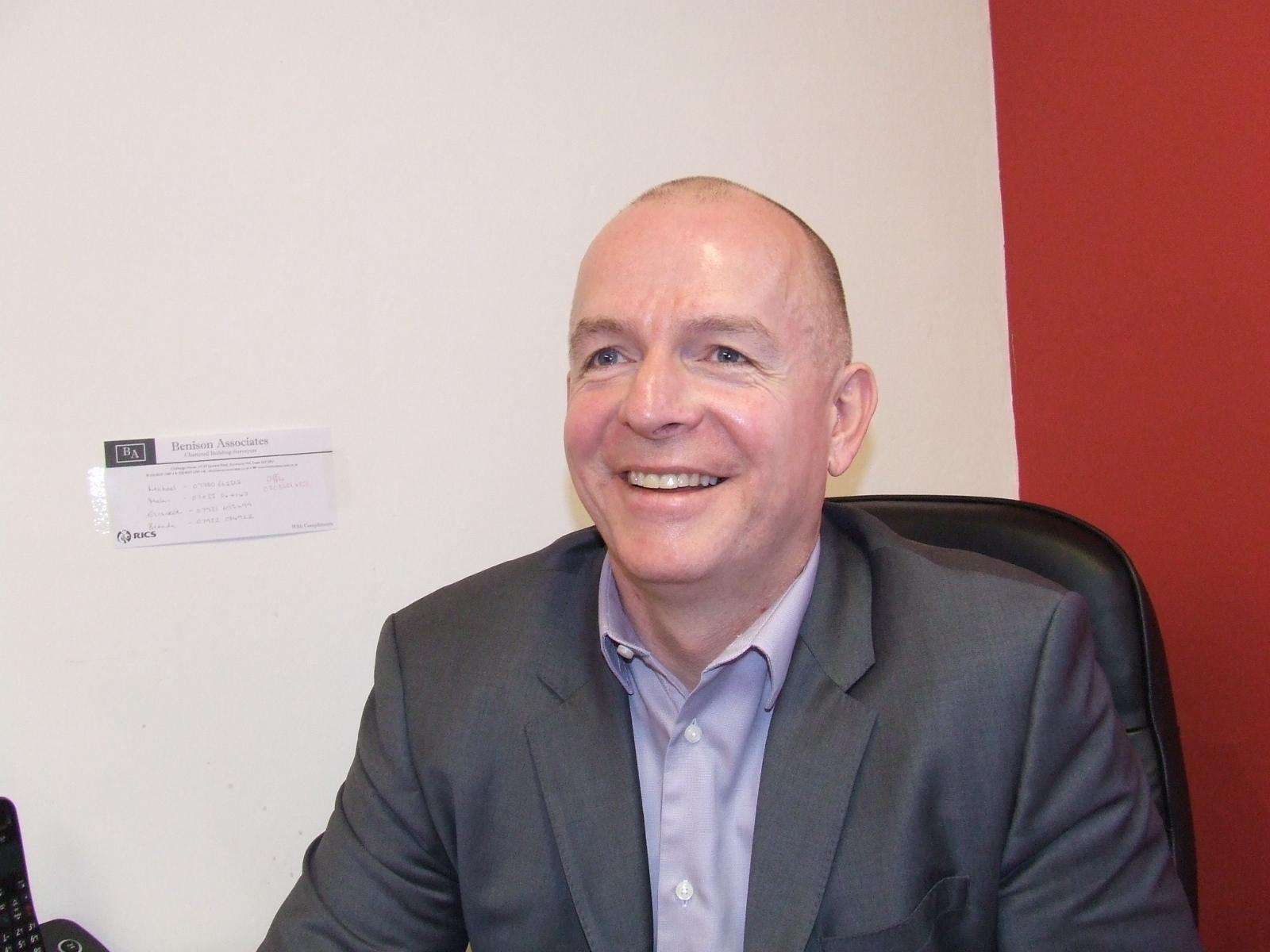 Michael Conway BSc (Hons) MRICS