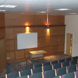 Newham College – Lecture Theatre